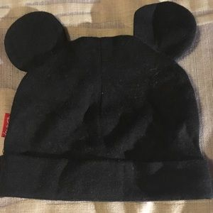 Mickey Mouse baby hat